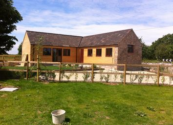 Thumbnail 2 bed barn conversion to rent in Wick St. Lawrence, W-S-M