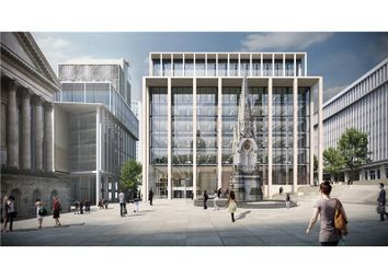 Office to let in Two Chamberlain Square, Paradise, Birmingham, West Midlands, UK B3