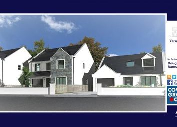 Thumbnail 2 bed bungalow for sale in Plot 3, Upper Hillside, Vernon Road, Ramsey