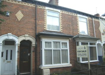 Thumbnail 2 bed terraced house for sale in Lynwood Grove, Goddard Avenue, Hull