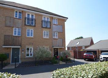 Thumbnail 3 bed terraced house for sale in Lockgate Road, Pineham Locks, Northampton