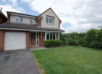 Thumbnail 4 bed detached house for sale in Priory Grange, Blyth