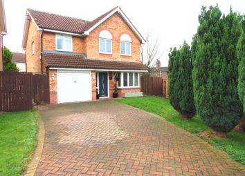 Thumbnail 4 bed detached house for sale in Addison Close, Kirkby, Liverpool