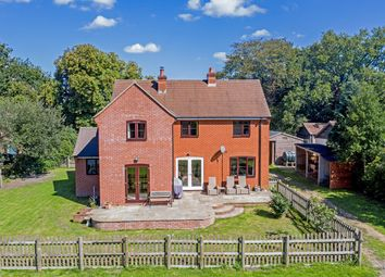 Forest Road, Burley, Ringwood BH24. 4 bed detached house