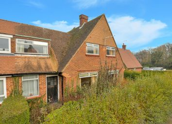 Thumbnail 3 bed semi-detached house for sale in Caesars Road, Wheathampstead, St. Albans