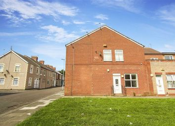 Thumbnail 3 bed flat to rent in Marlow Street, Blyth, Northumberland