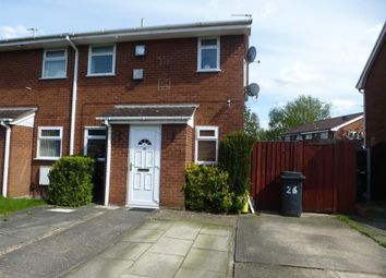 Thumbnail 1 bed mews house to rent in Clarendon Close, Borrows Bridge, Runcorn