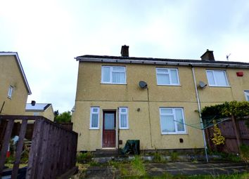 Thumbnail 3 bed semi-detached house for sale in Heol Derw, Brynmawr, Ebbw Vale