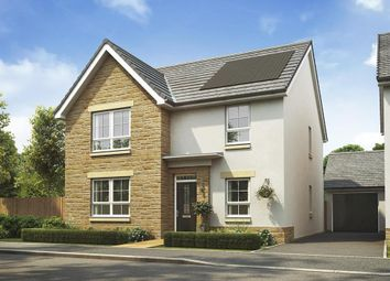 "Thumbnail 4 bedroom detached house for sale in ""Ballater"" at Malletsheugh Road, Newton Mearns, Glasgow"