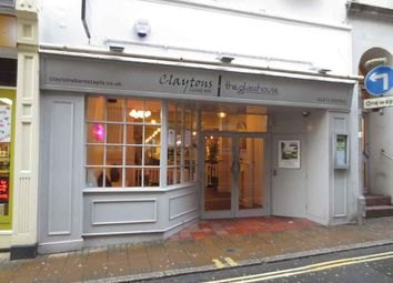 Thumbnail Leisure/hospitality to let in 2 Cross Street, Barnstaple