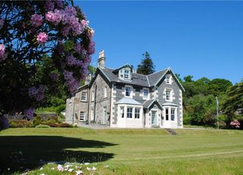Thumbnail 8 bed detached house for sale in Tarbert Road, Ardrishaig, Lochgilphead, Argyll And Bute
