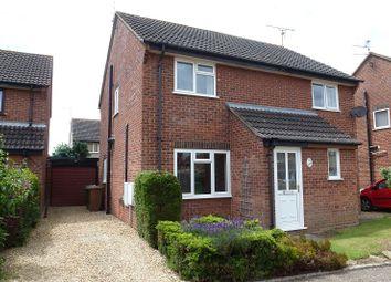 Thumbnail 2 bedroom semi-detached house to rent in Sevenacres, Orton Brimbles, Peterborough
