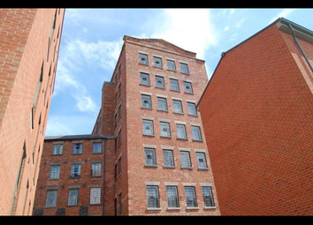 Thumbnail 2 bedroom flat to rent in Longs Mill, Brookbridge Court, Brook Street, Derby