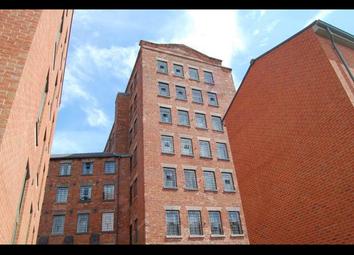 Thumbnail 2 bed flat to rent in Longs Mill, Brookbridge Court, Brook Street, Derby