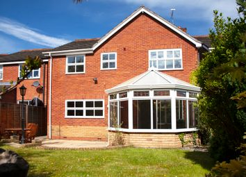 Thumbnail 4 bedroom detached house for sale in Belfry Drive, Wollaston, Stourbridge