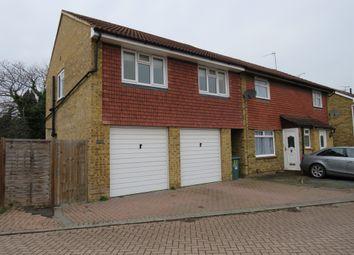 Thumbnail 2 bed maisonette for sale in Whimbrel Close, Kemsley, Sittingbourne