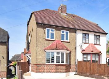 Thumbnail 3 bed semi-detached house for sale in Blenheim Road, Sutton, Surrey