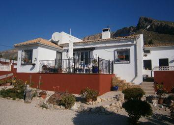 Thumbnail 3 bed villa for sale in Country Side, Orxeta, Alicante, Valencia, Spain