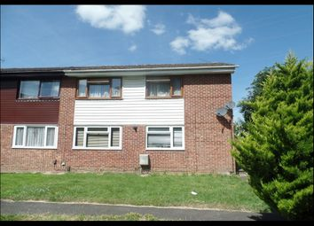 Thumbnail 2 bed maisonette for sale in Bowater Way, Southampton