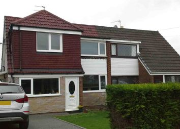 Thumbnail 3 bed semi-detached bungalow for sale in Firtrees Drive, Blackburn