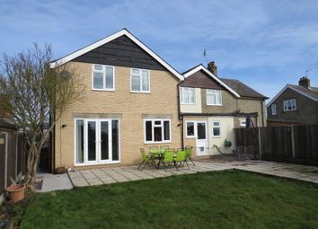 Thumbnail 5 bed semi-detached house for sale in St. Marys Avenue, Haughley, Stowmarket