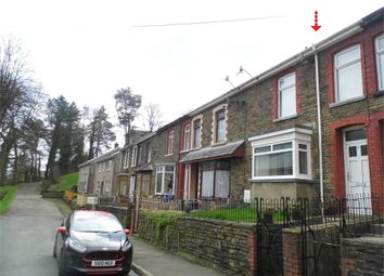Thumbnail 3 bed terraced house for sale in Gorwyl Road, Ogmore Vale, Bridgend, Mid Glamorgan