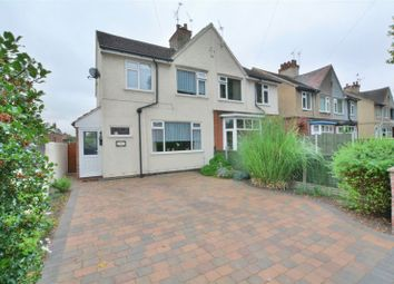 Thumbnail 3 bed semi-detached house for sale in St. Andrews Drive, Lincoln