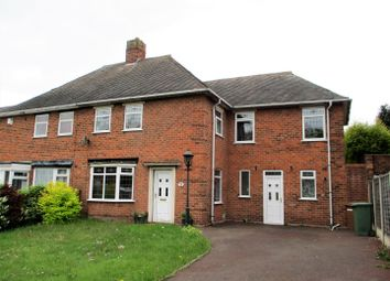 Thumbnail 4 bedroom semi-detached house for sale in Fletcher Road, Willenhall, Wolverhampton