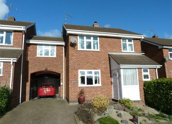 Thumbnail 4 bed link-detached house for sale in Bell Street, Claybrooke Magna, Lutterworth
