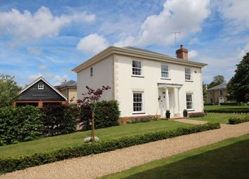 Thumbnail 4 bed detached house for sale in Lawford Place, Lawford, Manningtree