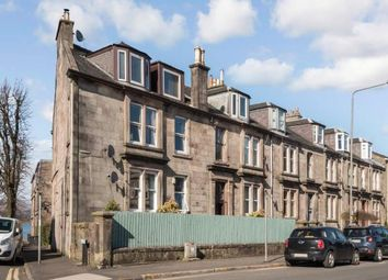 Thumbnail 1 bed flat for sale in Cardwell Road, Gourock, Inverclyde, .