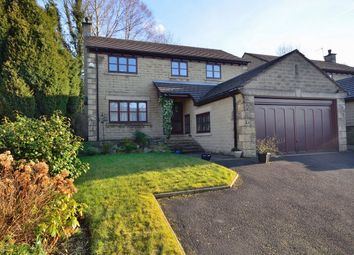 Thumbnail 4 bedroom detached house for sale in Lantern Pike View, Birch Vale, High Peak, Derbyshire