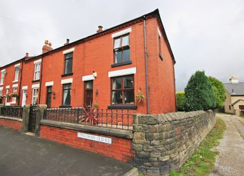 Thumbnail 2 bed terraced house for sale in Longshaw Old Road, Billinge, Wigan