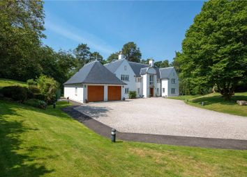 Thumbnail 5 bed detached house for sale in Kildrummy, 4 Knockbuckle Lane, Kilmacolm, Renfrewshire