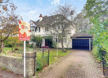 Thumbnail 5 bed detached house for sale in Hervey Road, Blackheath, London