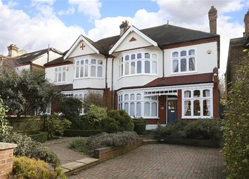 Thumbnail 5 bed semi-detached house for sale in Chestnut Road, London