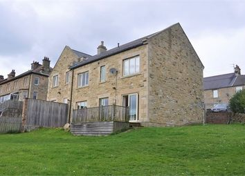 Thumbnail 4 bed semi-detached house to rent in North Bank, Haydon Bridge, Northumberland.