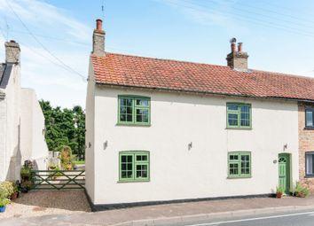 Thumbnail 3 bed semi-detached house for sale in High Street, Tuddenham, Bury St. Edmunds