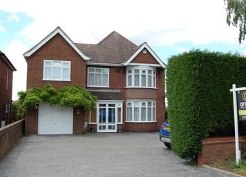 Thumbnail 4 bed detached house for sale in Dosthill Road, Two Gates, Tamworth