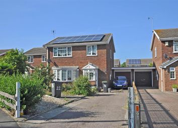 Thumbnail 3 bed detached house for sale in Kingfisher Court, Herne Bay, Kent