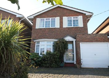 Thumbnail 4 bed link-detached house for sale in Lansdowne, Drive, Rayleigh, Essex