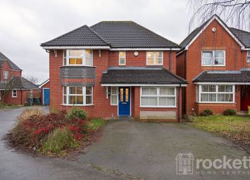 Thumbnail 5 bed detached house to rent in Woodrow Way, Newcastle Under Lyme, Staffordshire