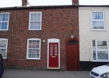 Thumbnail 2 bed terraced house for sale in High Street, Donington, Spalding