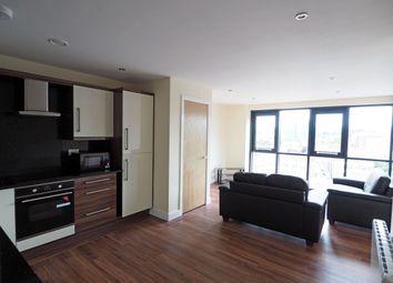 Thumbnail 3 bedroom flat to rent in 121 Fitzwilliiam Street, Sheffield