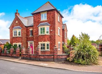 Thumbnail 6 bed detached house for sale in Ladybank Avenue, Fulwood, Preston, Lancashire