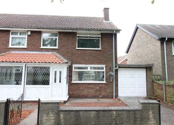 Thumbnail 2 bed end terrace house for sale in The Parkway, Cottingham