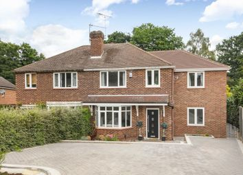 Thumbnail 5 bedroom semi-detached house for sale in Virginia Water, Surrey