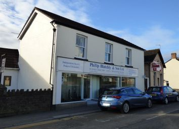 Thumbnail 1 bed flat to rent in Chepstow Road, Caldicot