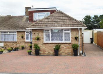 Thumbnail 2 bed semi-detached bungalow for sale in Severn Avenue, Swindon