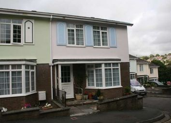 Thumbnail 3 bed end terrace house to rent in Knowle House Close, Kingsbridge